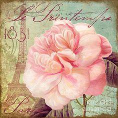 Imprimolandia: Láminas con rosas