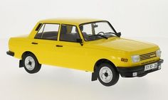 Wartburg 353 1985 gelb 1:18 Modelcar Group