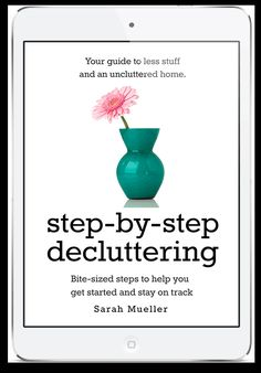 Step-by-Step Decluttering Community Edition