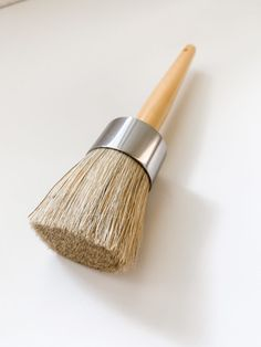 Distressed Furniture, Vintage Furniture, Cool Furniture, Painted Furniture, Natural Bristle Brush, Ear Hair, Best Investments, Dry Brushing, Milk Paint