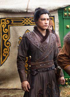Prince Jingim/Zhenjin - Remy Hii in Marco Polo Season 1 (TV series).