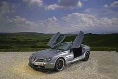 SLR McLaren 722 Edition own this type of Mercedes :)