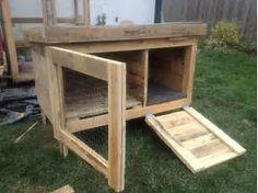 Risultato immagine per DIY Rabbit Hutch Plans