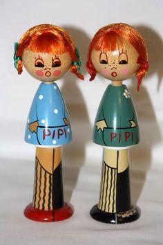 Pipi Pikasukk (Pippi Longstocking, character from Astrid Lindgen's books)
