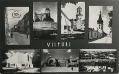 #Viipuri #postikortit Product Design, Finland, Graphic Design, Movie Posters, Pictures, History, Film Poster, Merchandise Designs, Film Posters