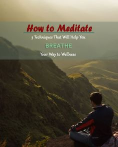 Are you tired of living a life full of stress and the endless grind of your daily work routine? We will cover 3 common forms of meditation and how you can implement them into your life. Simply put, meditation can help you shut out all your worries for once in your life–when else do you get the opportunity to get such complete relief