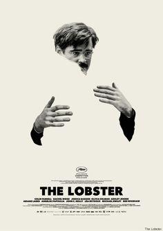 Colin Farrell και Rachel Weisz στις δύο νέες αφίσες για το «Lobster» του Γιώργου Λάνθιμου