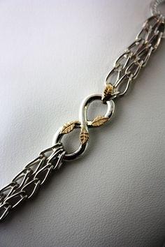 Gorgeous detail of Trung Le's necklace. Photo by Danielle Mensah