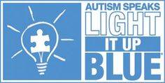 Today is World Autism Awareness Day. Every year, autism organizations around the world celebrate the day with unique fundraising and awareness-raising events. How will you celebrate? Join us to Light It Up Blue #LIUB! Visit www.AutismSpeaks.org/LIUB #MaximCares #WorldAutismAwarenessDay