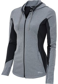 Stylish activewear - gorgeous picture - Women's style: Patterns of sustainability Hijab Fashion, Fashion Outfits, Sport Fashion, Womens Fashion, Running Jacket, Asics Women, Sporty Outfits, Look Cool, Ideias Fashion