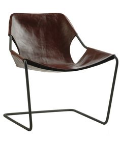 Interiors: Paulistano Chair, Cognac, Bodie And Fou