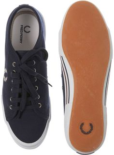 Fred Perry Vintage Tennis in Blue for Men.