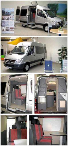 Mercedes 4x4, 4x4 Camper Van, Sprinter Rv, Van Camping, Tiny Living, Portfolio, Campervan, Tiny Houses, Van Life