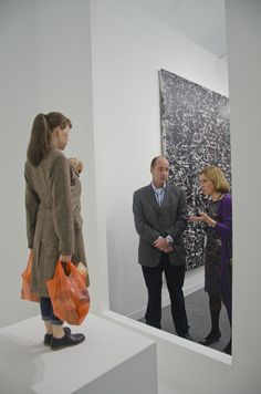 Global contemporary art events and news observed from New York City.
