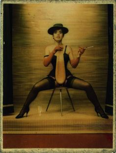 Carlo Mollino 'Polaroids'