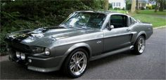 Gone in 60 Seconds - Pics Mustang GT500 Shelby ELEANOR