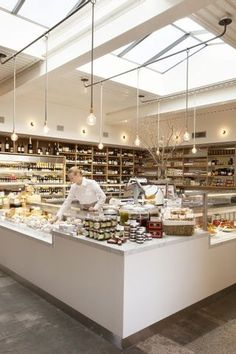 """""""Farmshop in the Brentwood Country Mart is welcoming a new addition to Jeff Cerciello's restaurant and bakery: a full-scale artisan market."""""""