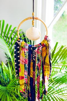Bohemian Beach Wall Hanging by SoulMakes