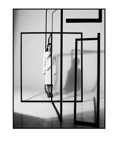 """""""when one door is closed, don't you know, another is open"""", pinned by Ton van der Veer"""