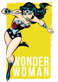 Tribute to Bruce Timm: New 52 Wonder Woman by crost92