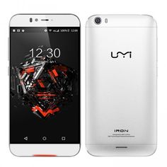 Original UMI IRON MTK6753 1.5GHz Octa Core 5.5 Inch 3GB RAM+16GB ROM Android 5.0 4G LTE Hotknot Smart Wake Smartphone from Mayiandjay,$166.44