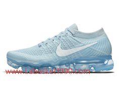 42f41262239c0c Nike Wmns Air VaporMax Pure Platinum Glacier Blue 849557-404 Chaussures Nike  Prix Pas Cher