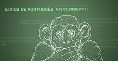 Veja erros de português de celebridades nas redes sociais