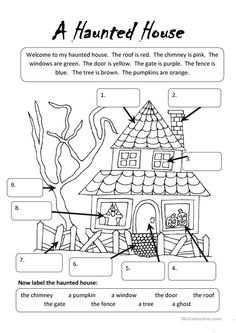A collection of English ESL worksheets for home learning, online practice, distance learning and English classes to teach about halloween, halloween Halloween Vocabulary, Halloween Worksheets, Halloween Activities, Grammar Worksheets, Worksheets For Kids, Addition Worksheets, Halloween Stories, Halloween Witches, Halloween Games