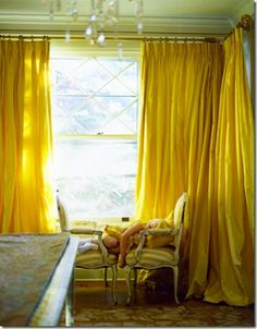 The Most Beautiful Curtains Ever on Pinterest