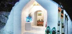 Move to Manali to fulfill your dream and stay in an Igloo