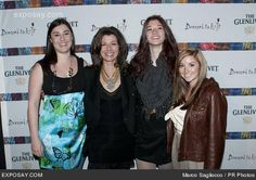 Pics of Amy Grant Daughters   Sarah Chapman, Amy Grant, Millie Chapman, Jenny Gill - 9th Annual ...