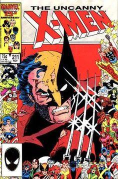 Uncanny X-Men #211 (1986)