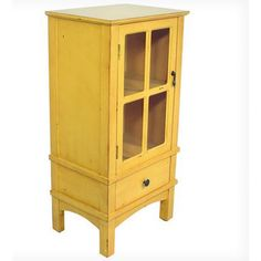 Found it at Wayfair - Astoria Cabinet in Yellowhttp://www.wayfair.com/daily-sales/p/Cozy-Country-Living-Room-Astoria-Cabinet-in-Yellow~HANN1007~E12989.html?refid=SBP.rBAZEVO6m3K12Hljxu2KAgAAAAAAAAAAAAAAAAAAAAA