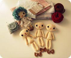 Raggedys...By:gingermelondolls