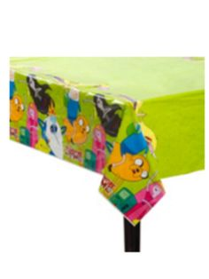 Adventure Time Party Table Cloth