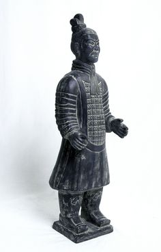 Terracotta Warrior (Small) | Made from CompoClay, an eco-friendly material primarily