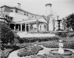 Laurelton Hall, Louis Comfort Tiffany's home