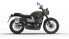 Street Scrambler | Triumph Motorcycles