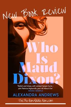 It's almost impossible to review Who Is Maud Dixon? without letting some spoilers slip. Mostly mild spoilers, I mean, about the character development and my intense book feelings while reading, not a total plot reveal. But still! If you're the kind of reader who doesn't like hints before you read, skip this review. Blog Tumblr, Character Development, Book Reviews, Wicked, Let It Be, Feelings, Reading, Books, Libros
