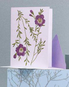 Pretty floral pattern...