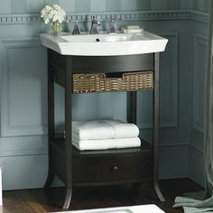 Shop Wayfair For All Bathroom Sinks To Match Every Style And Budget. Enjoy  Free Shipping · Kohler ArcherBathroom VanitiesPedestal ...