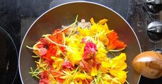 Beyond nasturtium blossoms and rose petals, there is a surprising number of blooms that are a true delight to eat.