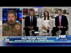 """WATCH: """"BIKERS FOR TRUMP"""" Just Put THE FEAR Of GOD Into Protesters Who Plan on VIOLENCE At TRUMP's INAUGURATION - True Facts"""