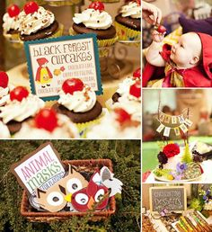 1st year birthday party ideas | Pin it 1 Like Image