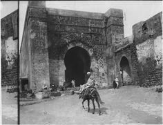 Rabat  Kasba des Oudaïas  Porte de la kasba des Oudaïas  1916.05