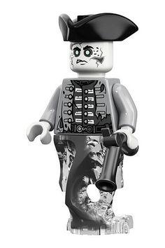 Pirates of the Caribbean: Silent Mary Official Images Lego Minifigure Display, Lego Minifigs, Lego Disney, Jack Sparrow, Lego Ninjago, The Hobbit Game, Lego Age, Shop Lego, Lego People