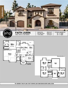 Modern House Floor Plans, Sims House Plans, Modern Bungalow House, House Layout Plans, Craftsman House Plans, Dream House Plans, House Layouts, The Plan, How To Plan