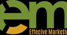 How many new customers can you get from on-line marketing campaigns? Find out: info@effectivemarketing.nu