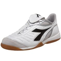 Black Diadora Shoes | diadora-whiteblack-diadora-mens-maracana-id-indoor-soccer-shoe-product ...