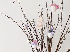 DIY-Anleitung: Hängende Vase aus Eierschalen basteln via DaWanda.com